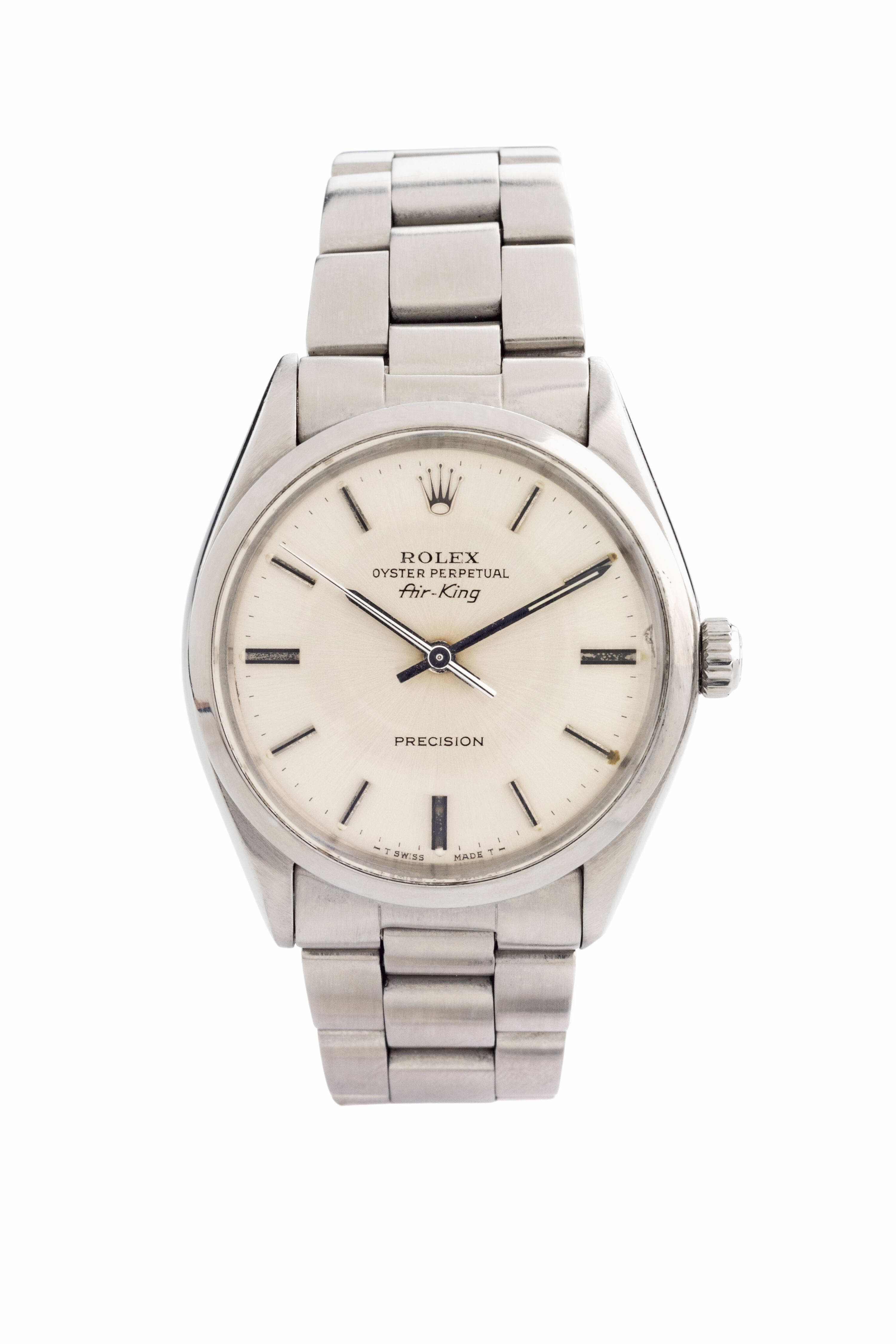 ROLEX - 'Oyster Perpetual Air-King', ref. 5005, anno 1977