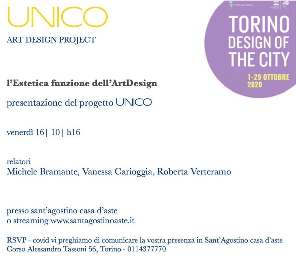 Torino Design of the City UNICO